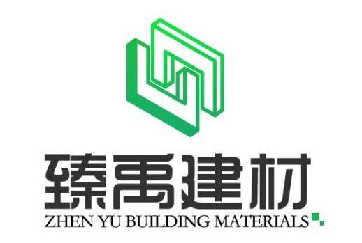 臻禹建材Logo