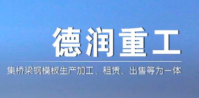 湖北德潤重工設備有限公司Logo