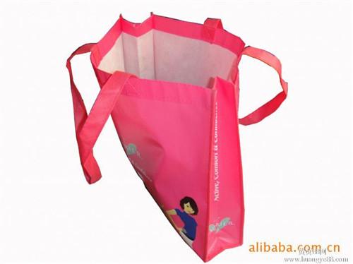 罗平县北京双肩背包厂礼呈双肩背包厂家环保袋衣服图片创意环保袋帆布