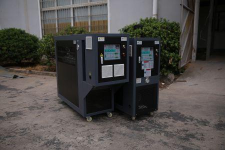 卧式切胶机油加热器模温机油温机