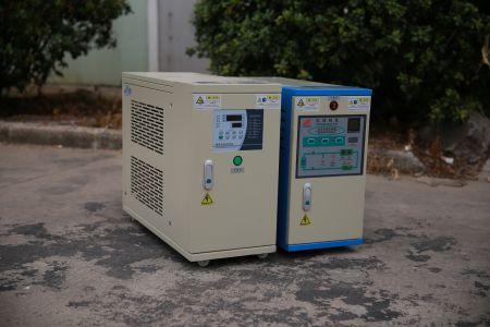 大型水式模温机
