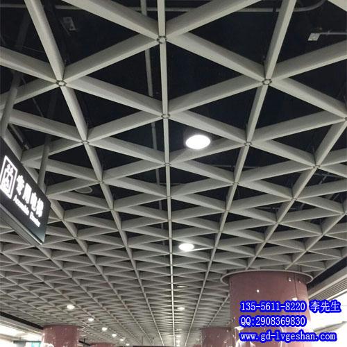 铝型材格栅 U型铝格栅