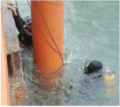松阳县潜水打捞队《服务价格》水下录像拍照水下清淤检测水下封堵漏
