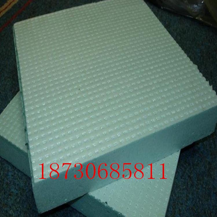 温州地暖开槽挤塑保温板一平米多少钱