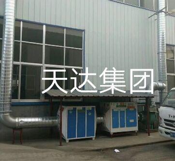 天达机械公司提炼动物油核心技术