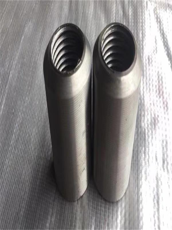 各种型号可焊接钢筋连接套筒/河北亚博厂家供货加长套筒