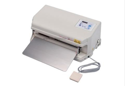 供应销量好的印字机选出抽空充气封口机,赢得消费者的超音波点封口机