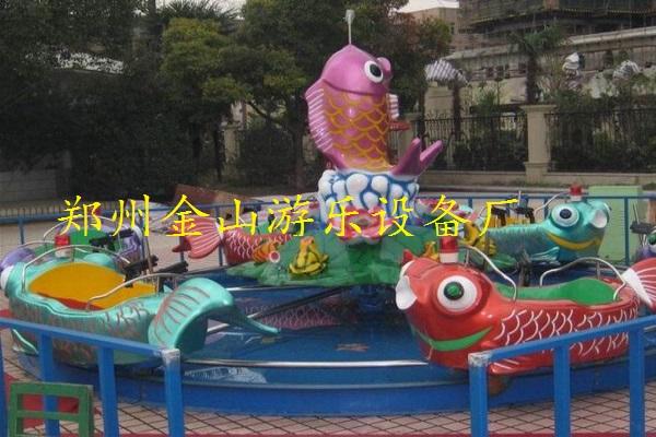 公园设备鲤鱼跳龙门新款价格热销