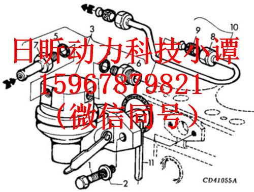 吉林龙潭约翰迪尔RE502203柴油滤芯哪里有约翰迪尔配件珀金斯配件卡特彼勒柴油机配