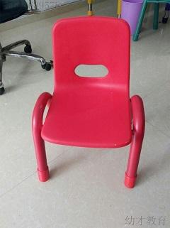厂家直销幼儿园儿童铁脚升降椅子儿童塑料椅子儿童学习桌椅