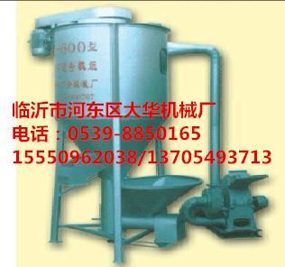 朔州市饲料加工设备厂家猪饲料粉碎搅拌机