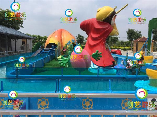 公园游乐设备必不可缺的花果山漂流保修