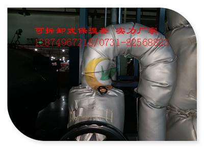 江苏淮安氧化铝溶出套管保温夹克推荐 优选威耐斯