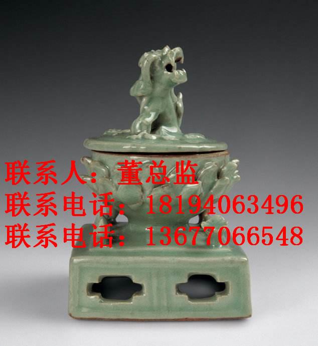 龙泉窑瓷器市场价格怎样 交易鉴龙泉窑瓷器找哪里展览拍卖