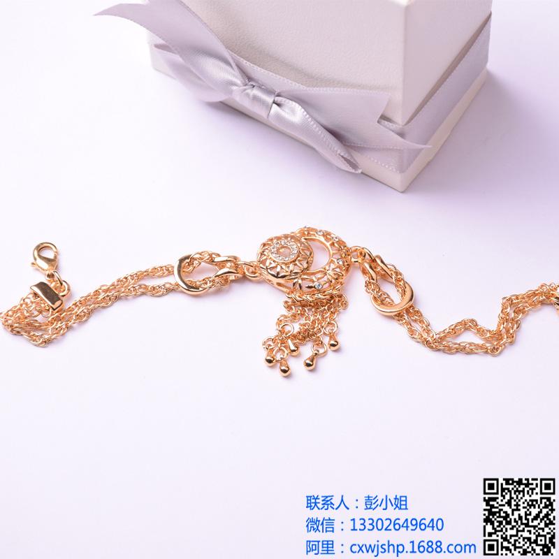 广东罗湖饰品手镯定制生产 网红同款手镯爆款饰品定制生产厂家