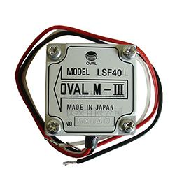 OVAL LSF40船用流量计,日本进口oval流量计日本奥巴尔流量计