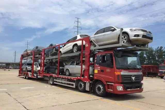 跨速物流托車-專業小汽車承運商