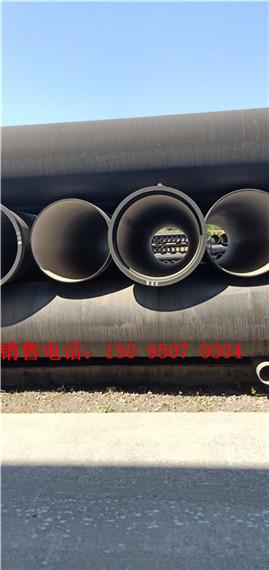 江干区DN2200球墨铸铁管16公斤压力价格