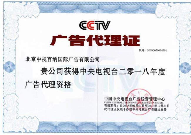 北京中視百納國際廣告有限公司