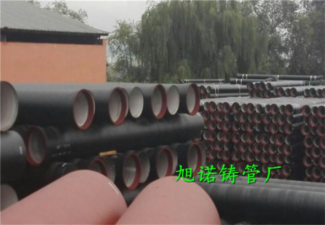 白山DN250球墨铸铁管厂家直供