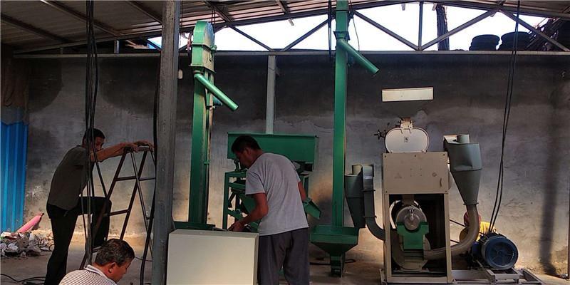 清远市成套谷子碾米机生产厂家
