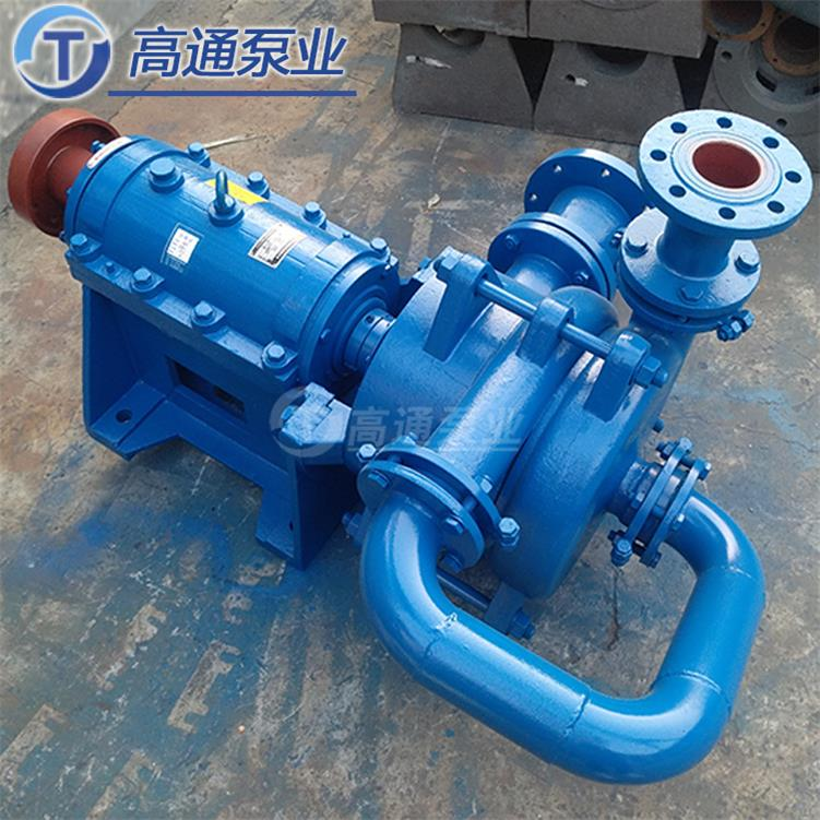 河北压滤机入料泵结构图压滤机入料泵规格