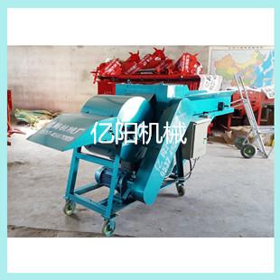 高喷头秸秆揉丝机铡草 青贮揉丝机厂家