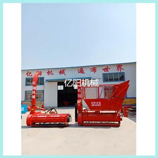 大型收棉花杆回收机 大型新型麦秸回收机厂家