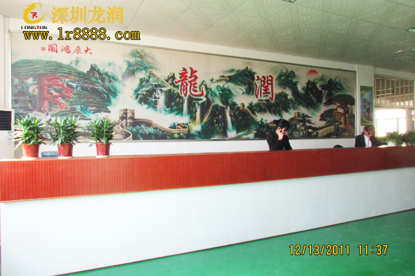 深圳市龍潤彩印設備有限公司
