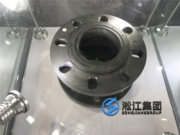 DDH0911-PN25防拉脱装置法兰式橡胶软接-新安房产网
