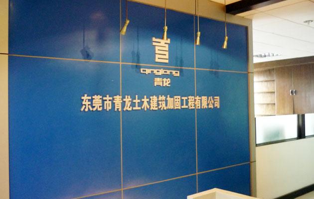 東莞市青龍土木建筑加固工程有限公司
