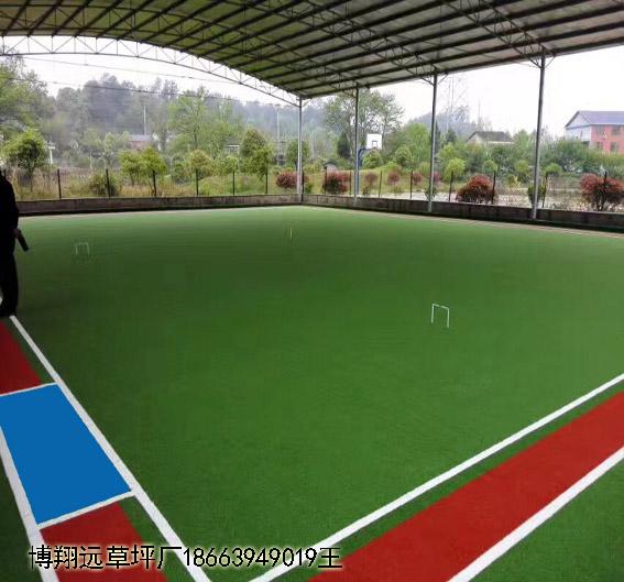 饶河县门球场人造草坪线安装方便