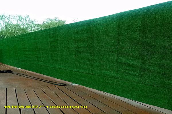 荊州廠家批發人工草坪圍擋材料環保施工工藝