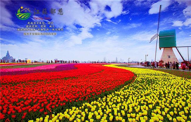 山西省吕梁市花海旅游工程项目
