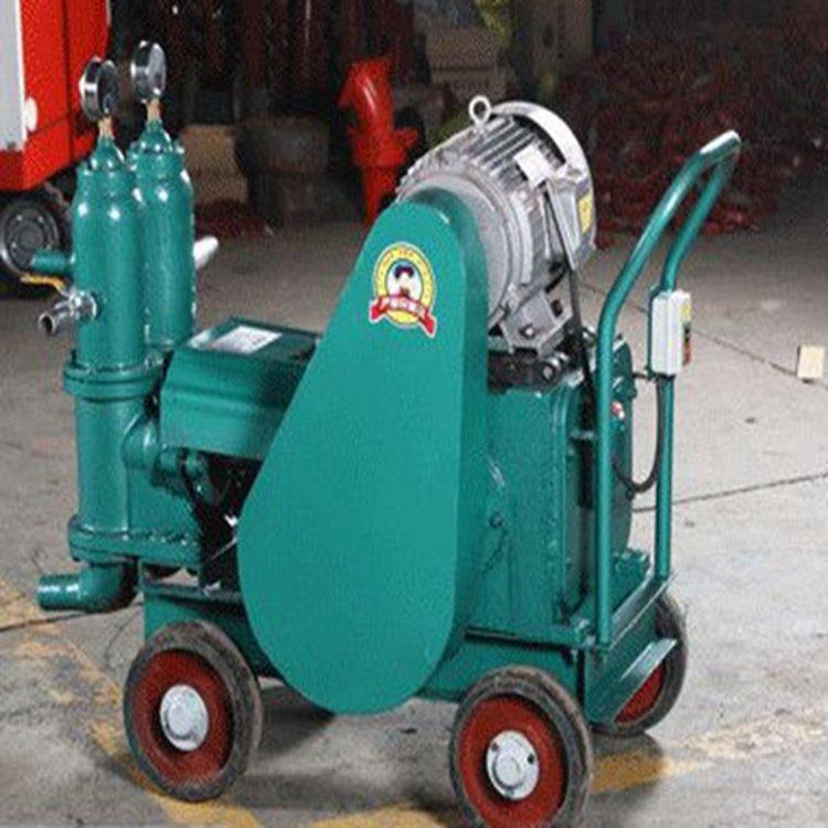伊春橋梁壓漿機灰漿泵活塞式注漿泵壓漿機