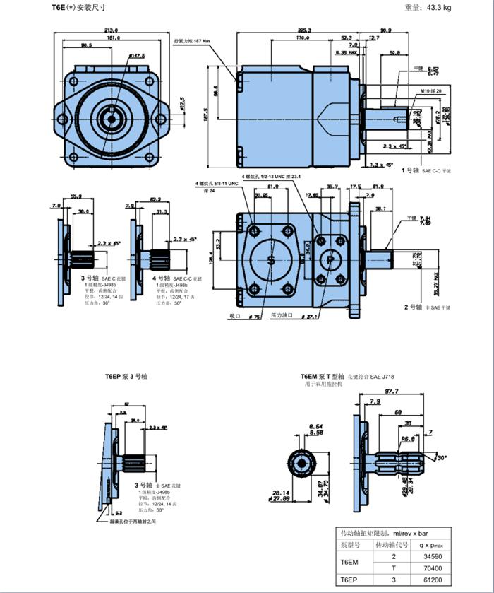 新闻:YYB-AB26/92B-FL叶片泵哈尔滨价格
