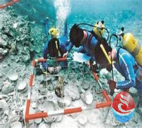 水下砼施工—(梅县水下工作水下服务