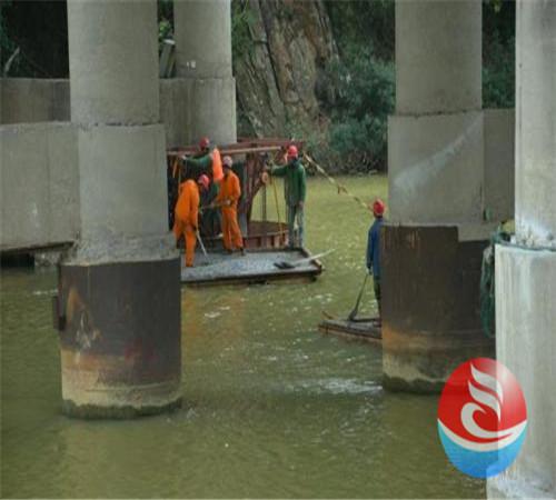 水下混凝土浇注—(梅县水下测量水下服务
