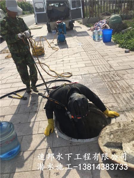 西安-水下清淤施工盡我所能