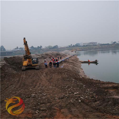 鶴崗市過河水下管道安裝公司-水下堵漏公司