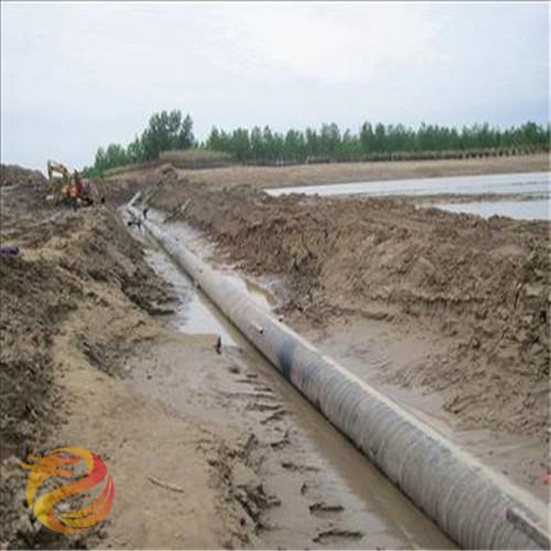 開封市過河水下管道安裝公司-水下作業