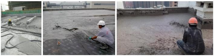 嘉興平湖現澆發泡混凝土施工,金東區泡沫混凝土