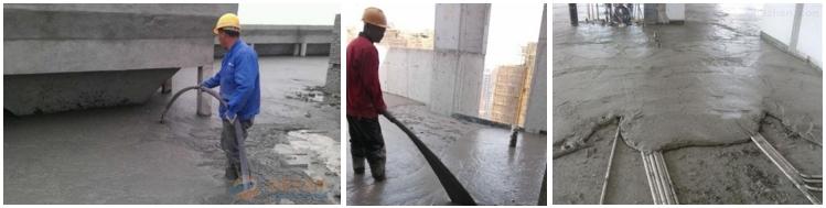 黃浦區屋面輕集料混凝土上海市長寧輕集料混凝土施工