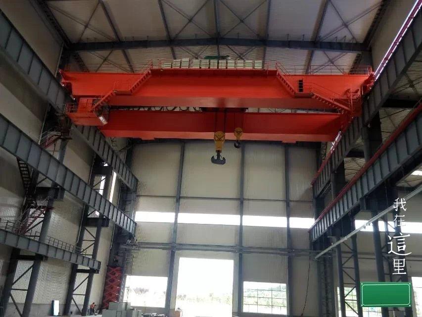 開平5噸22.5米LDA型門式起重機雷州市