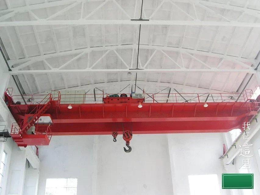 梅江5噸22.5米門式雙梁起重機江洪鎮