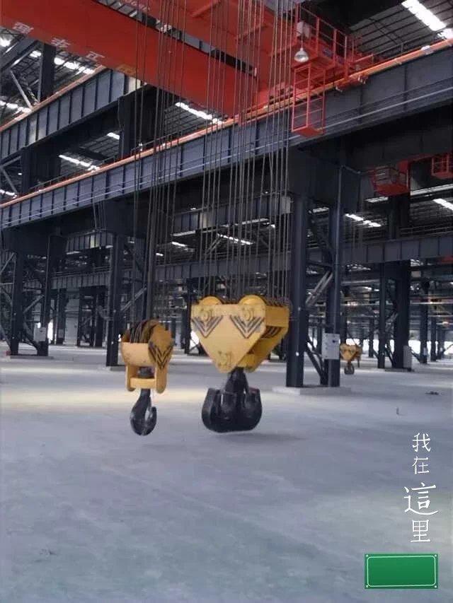 增城LD型10噸19.5米雙主梁龍門吊和安鎮