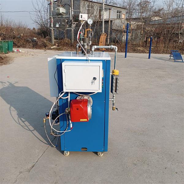 遼寧撫順 預應力電加熱36kw蒸汽發生器