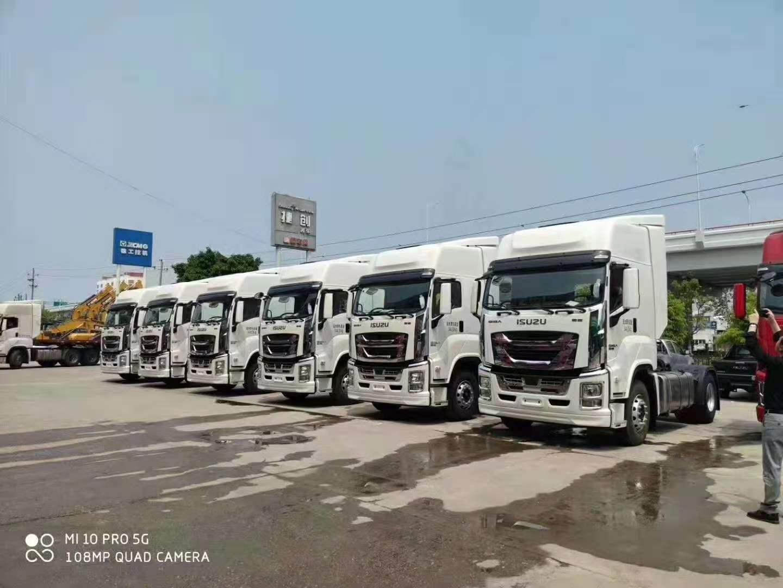 五十鈴卡車4S店